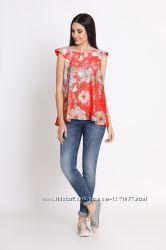 Пролет нарядная блуза Noche mio беларусь р. 36 наш42