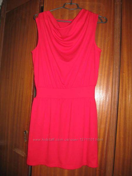 стильне трикотажне плаття р. 38