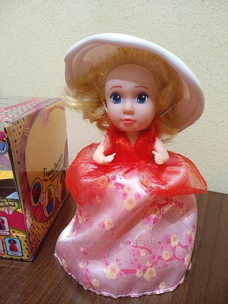 Кукла кекс cupcake, кексик
