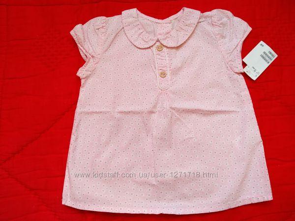 Блуза, туника HM р. 86-92