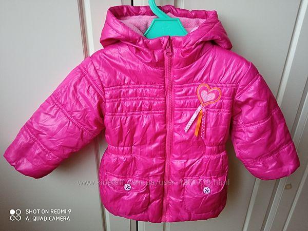 Куртка, курточка р.80