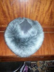 Шапка зимняя женская натуральный мех