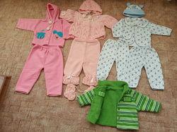 костюмчики для новорожденных, кофта