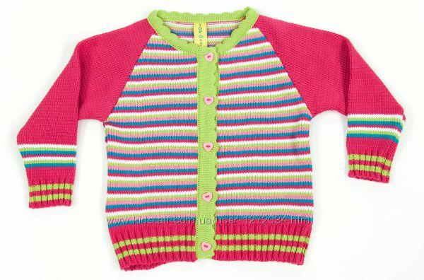 Кофта свитер кардиган полувер джампер батник толстовка болеро на девочку