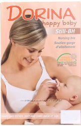 DORINA by TRIUMPH Soft Bra хлопковый бюстгальтер для кормящих мам Германия