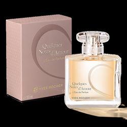 Yves Rocher Quelques Notes d&acuteAmour L&acuteEau de Parfum 50 мл