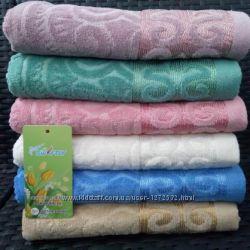 Лицевое полотенце. 1, 0х0, 5, разные цвета, хлопок