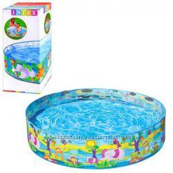 Детский каркасный бассейн Intex 58474 122 x 25 см