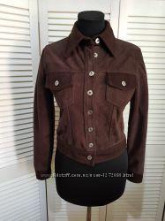 Коричневая куртка Dolce&Gabbana