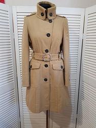 Стильное пальто шерсть кашемир karen millen
