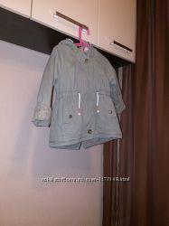 Куртка, парка George для девочки 98 см 2-3 года