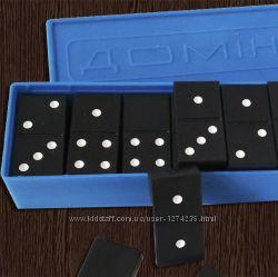 Настольная игра Домино. Бесплатная доставка
