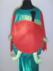 Карнавальные костюмы яблочко, груша
