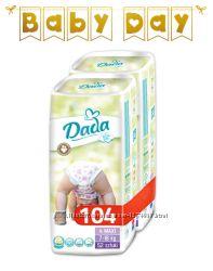 Подгузники памперсы Dada Extra Soft все размеры