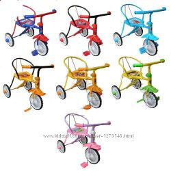велосипед 3-х гномик-гвоздик
