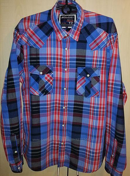 Рубашка Jack&Jones, Hugo BOSS