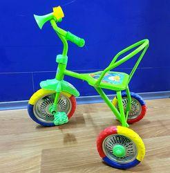 Велосипед детский с сигналом