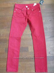 Червоні джинси C&A herethere
