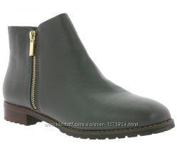 Ботинки кожаные Heine Германия 39 р. 25, 5 см на узкую ногу