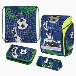 Ранец Herlitz Midi Kick It Футбол укомплектованный