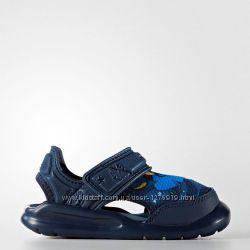 Новое сандали босоножки Adidas Nemo Disney оригинал с 18 по 27 скидка