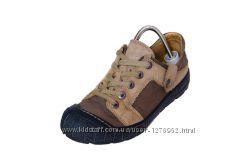 Кожаные спортивные туфли Gabor. Стелька 25 см