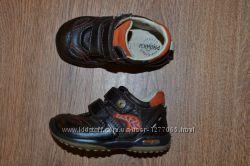 Р. 21 - 13. 2 см. Primigi. Туфли закрытые, ботинки детские фирменные оригин