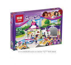 Конструктор Friends Lepin 01051 Магазин замороженных йогуртов, 414 дет&8203