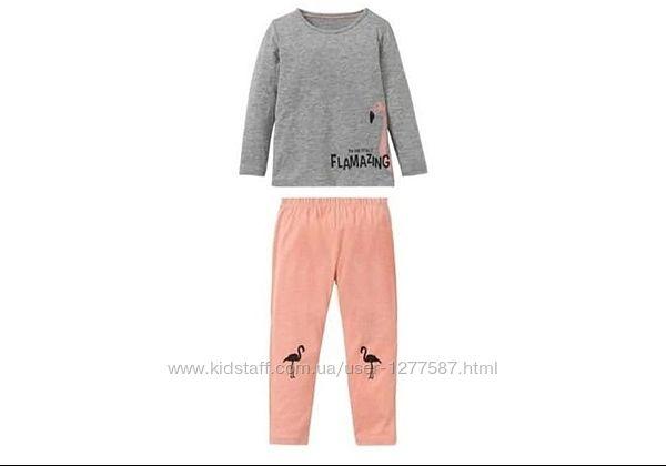 Комплект для дома и отдыха пижама для девочки 86/92