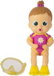Кукла для купания Bloopies IMC Toys розовая