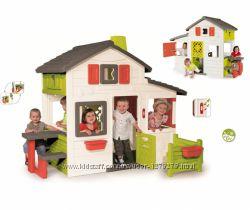 310209 Будинок для друзів з горищем та дверним дзвінком, 217х171х172 см, 3