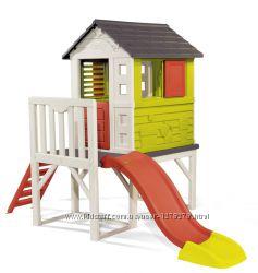 810800 Будинок Літній відпочинок на опорах, 98х110х127 см, 2