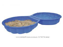 Детская песочница-бассейн Ракушка Big 7711