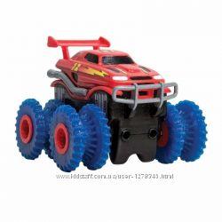 Машинка Trix Trux Monster Truk для канатного детского трека монстр-траки