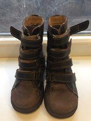 Зимние ботинки Aurelka
