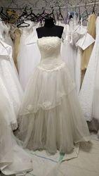 Распродажа Свадебное платье по смешной цене