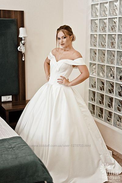 Новое Свадебное Платье Odry Одесса