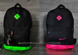 Спортивный, городской рюкзак Nike, Найк.