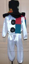 Новогодние костюмы- Снеговик