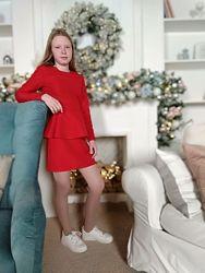 Платья детские стильные школьные