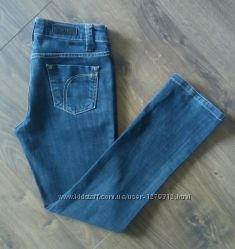 Темно-сині фірмові джинси House of Denim