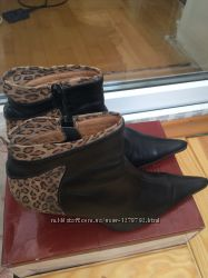 Ботинки, Сапожки кожа, 37