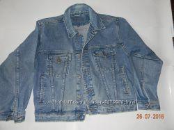мужская джинсовая курка   NEXT