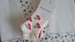 Набор носочков для девочки, размер 23-26 English home
