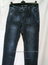 Новые темно-синие мужские джинсы FanQsida. Р. 36, 38, 39