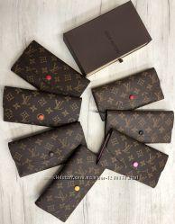 Кошелек Louis Vuitton - LV monogram - metis - луи витон раскладной большой