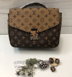 491aaca50a4c Сумка Louis Vuitton Pochette клатч рюкзак луис витон Луи Виттон LV ...
