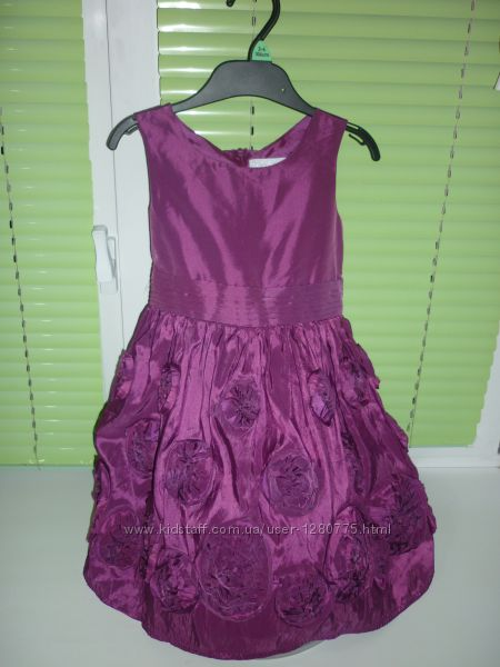 Пышные платья для девочек (104 фото с пышной юбкой)