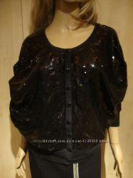 Блуза нарядная летучая мышь.