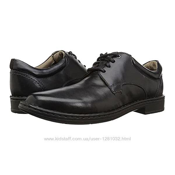 Туфли классические clarks gadson plain оксфорды